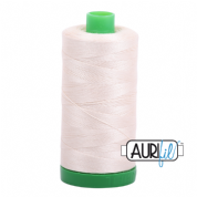 Aurifil 40 Cotton Thread - 2000 (Natural)
